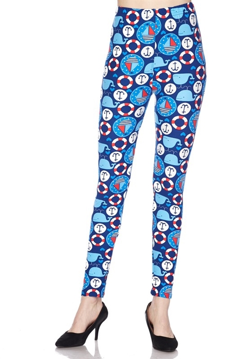 Picture of Under The Sea Leggings
