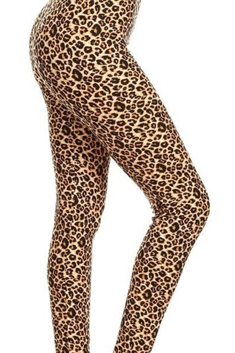 Picture of Leopard Lady High Waist Leggings