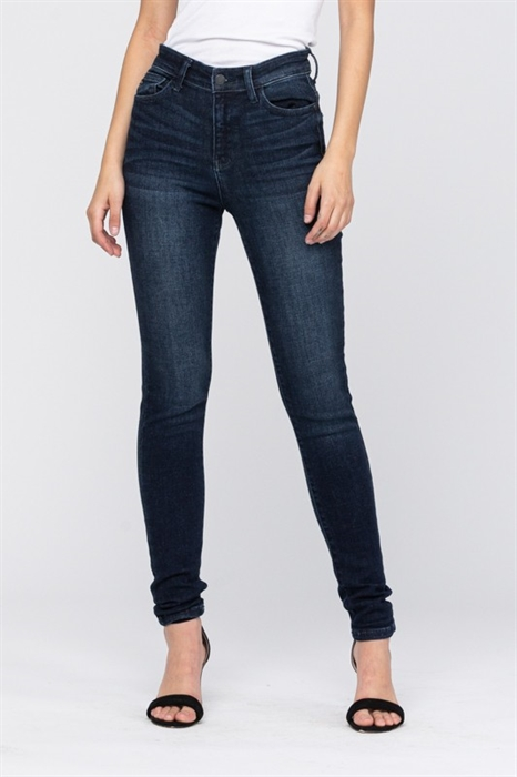 Picture of Abbey Judy Blue High Waist Skinny Jean