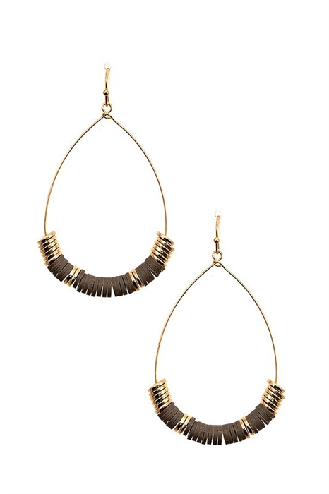 Picture of Open Air Beaded Earrings