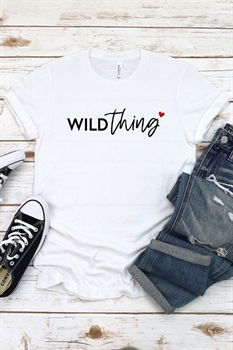 Picture of Wild Thing Graphic Tee