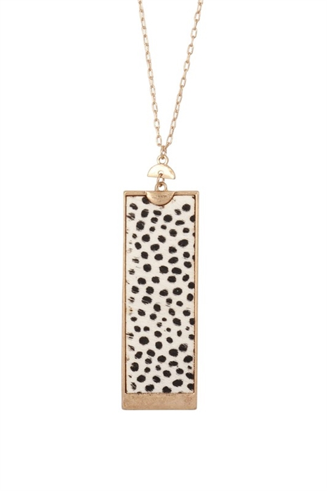 Picture of Cheetah Pendant Necklace