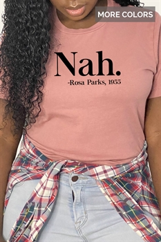 Picture of Nah. Graphic Tee