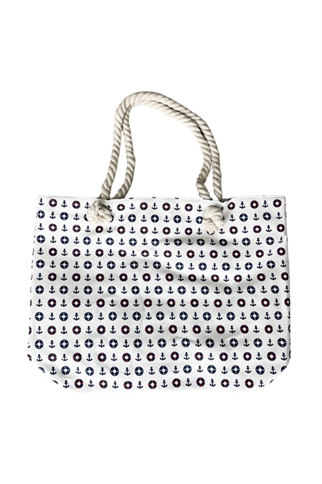 Picture of Nautical Beach Tote