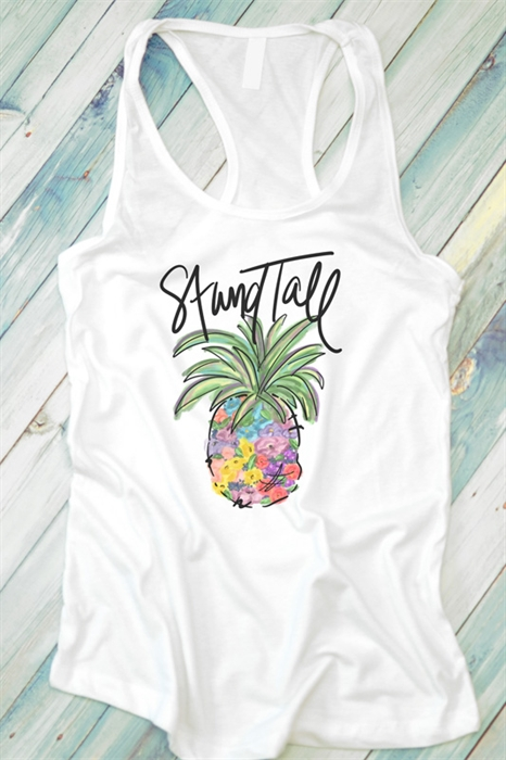 Picture of Stand Tall Graphic Tank