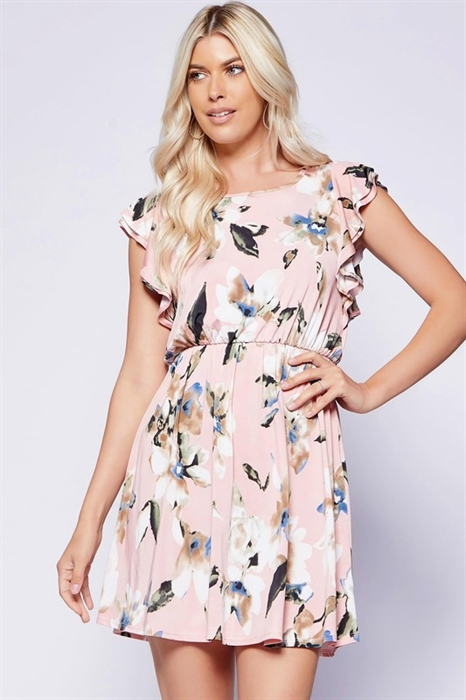 Picture of Carolina Floral Dress 🇺🇸