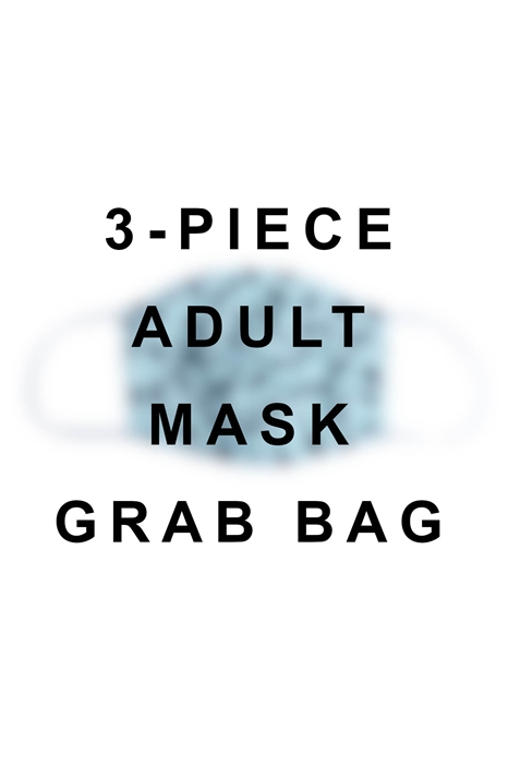 Picture of 3-Piece Adult Mask Grab Bag