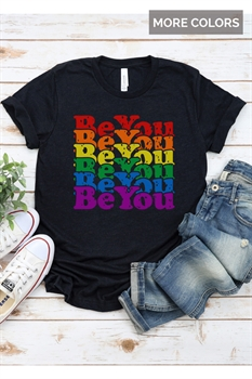 Picture of Be You Graphic Tee